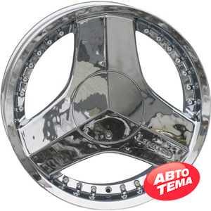 Купить RS LUX Wheels L 617 CRV R18 W7.5 PCD4x100/114. ET40 DIA73.1