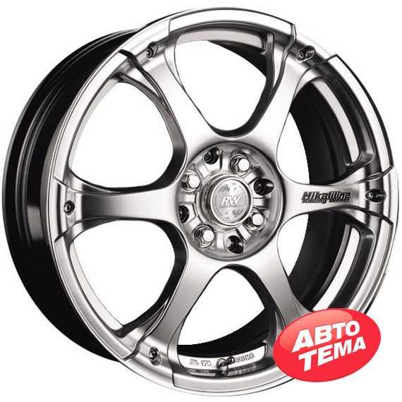 RW (RACING WHEELS) H-245 GM/FP - Интернет магазин шин и дисков по минимальным ценам с доставкой по Украине TyreSale.com.ua