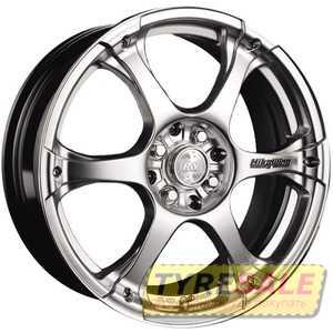 Купить RW (RACING WHEELS) H-245 GM/FP R17 W7 ET40 DIA73.1