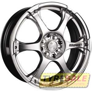 Купить RW (RACING WHEELS) H-245 GM/FP R17 W7 ET40 DIA73.1