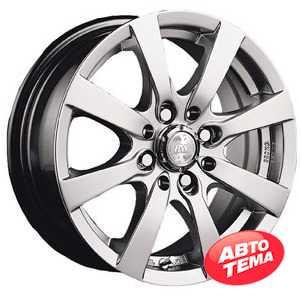 Купить RW (RACING WHEELS) H325 HS R13 W5.5 PCD4x100 ET38 DIA67.1