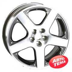 Купить WSP ITALY SORRENTO W430 ANT. POL. R16 W7 PCD5x112 ET42 DIA57.1