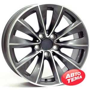 Купить WSP ITALY Ricigliano W668 DARK POLISHED R18 W8 PCD5x120 ET34 DIA72.6