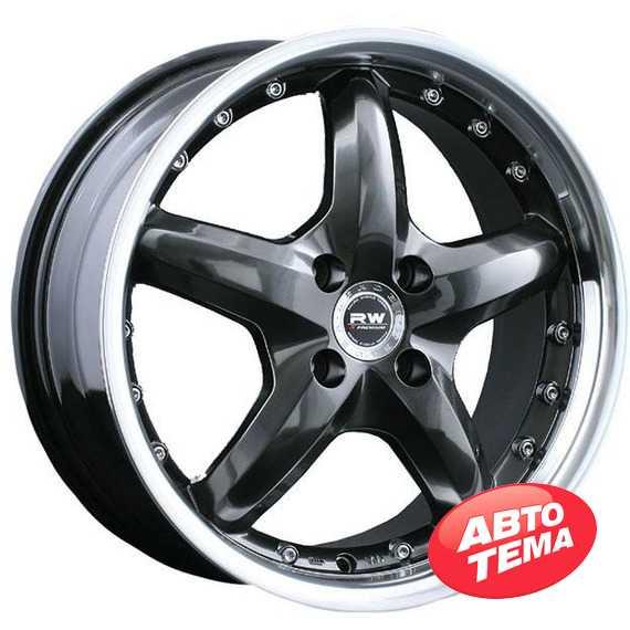 RW (RACING WHEELS) H-303 BK/P - Интернет магазин шин и дисков по минимальным ценам с доставкой по Украине TyreSale.com.ua