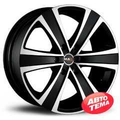MAK FUOCO 6 Ice Black - Интернет магазин шин и дисков по минимальным ценам с доставкой по Украине TyreSale.com.ua