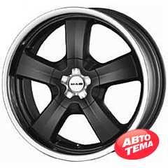MAK G-Five mat black - Интернет магазин шин и дисков по минимальным ценам с доставкой по Украине TyreSale.com.ua