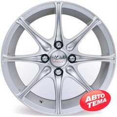 Купить KORMETAL KM 726 S R16 W7 PCD5x120 ET20 DIA74.1