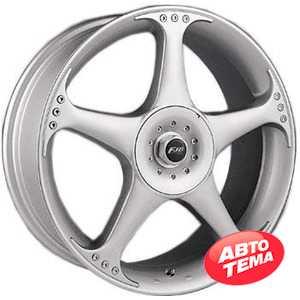 Купить FUJIBOND F203 Chrome R18 W7 PCD10x100/114 ET45 DIA73.1