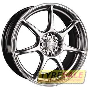 Купить RW (RACING WHEELS) H-250 HS R16 W7 PCD10x100/108 ET40 DIA73.1