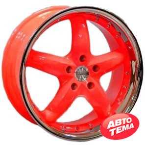 Купить RW (RACING WHEELS) H-303 SOR/ST R17 W7 PCD5x114.3 ET40 DIA73.1