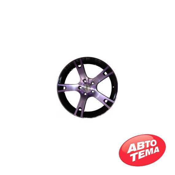 RW (RACING WHEELS) H-335 BK-PPU/FP - Интернет магазин шин и дисков по минимальным ценам с доставкой по Украине TyreSale.com.ua