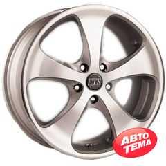 Купить FUJIBOND F542 CHROME R13 W5 PCD4x100 ET38 DIA67.1