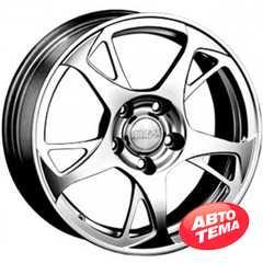 Купить SLIK L-203 S11 R16 W6.5 PCD5x110 ET38 DIA72.6