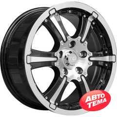 Купить TG RACING LYN003 HB R13 W5.5 PCD4x100 ET38 DIA56.6