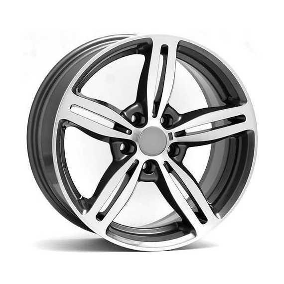 REPLICA A-509 GF-MG - Интернет магазин шин и дисков по минимальным ценам с доставкой по Украине TyreSale.com.ua