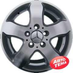 JT 1014 MS REPLICA MERCEDES - Интернет магазин шин и дисков по минимальным ценам с доставкой по Украине TyreSale.com.ua