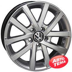Купить JT 1221 SIL REPLICA VOLKSWAGEN R16 W7 PCD5x112 ET40 DIA57.1