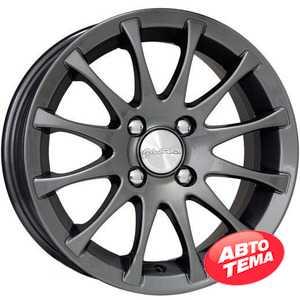 Купить КиК Ореол Black Platinum R15 W6.5 PCD4x114.3 ET40 DIA67.1