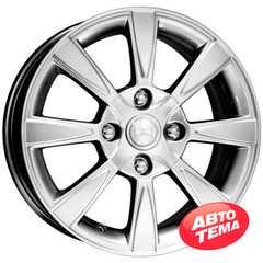 Купить КиК Антей(Black Platinum) R13 W5.5 PCD4x98 ET35 DIA58.5