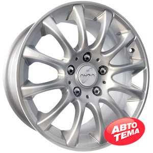 Купить КиК ОРЕОЛ Silver R15 W6.5 PCD5x114.3 ET40 DIA67.1