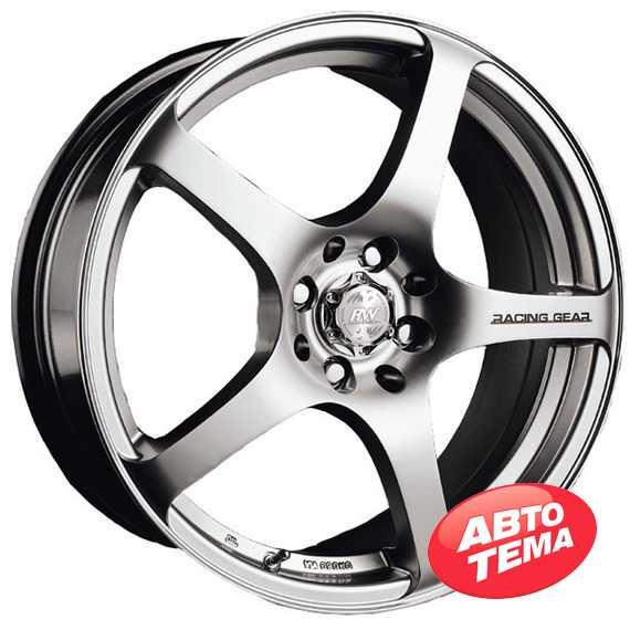 RW (RACING WHEELS) H 125 HS - Интернет магазин шин и дисков по минимальным ценам с доставкой по Украине TyreSale.com.ua