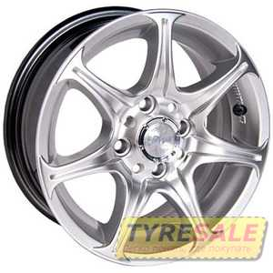 Купить RW (RACING WHEELS) H-134 HS R14 W6 PCD4x98 ET38 DIA58.6