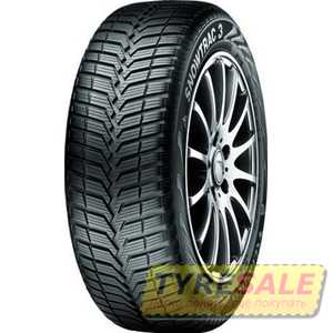 Купить Зимняя шина VREDESTEIN SnowTrac 3 155/65R14 75T