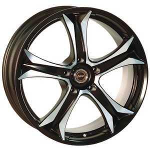 Купить KOSEI RX SF BLACK R17 W8 PCD5x112 ET35 DIA73.1