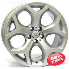 WSP ITALY BMW X5 HOTBIRD SILVER - Интернет магазин шин и дисков по минимальным ценам с доставкой по Украине TyreSale.com.ua