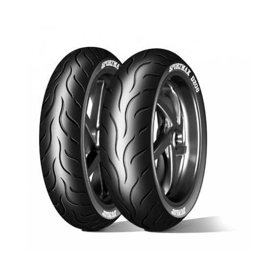 DUNLOP Sportmax D208 - Интернет магазин шин и дисков по минимальным ценам с доставкой по Украине TyreSale.com.ua