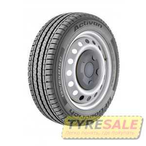Купить Летняя шина BFGOODRICH ACTIVAN 195/65R16C 104/102R