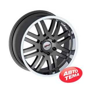 Купить RS LUX Wheels 1041TL MG R22 W9.5 PCD6x139.7 ET30 DIA112