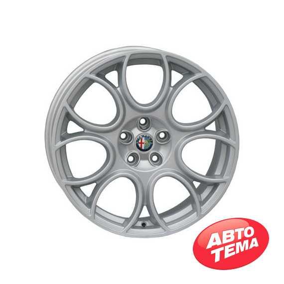 FOR WHEELS AL 670 Silver - Интернет магазин шин и дисков по минимальным ценам с доставкой по Украине TyreSale.com.ua
