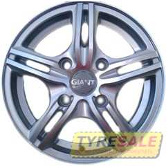 Купить GIANT GT2025 S4 R14 W6 PCD4x100 ET35 DIA67.1