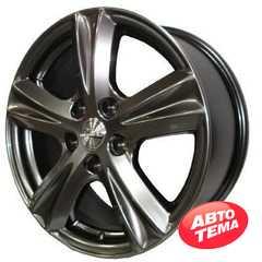 Купить СКАД ФОБОС-2 черный-матовый R16 W7 PCD5x114.3 ET45 DIA67.1