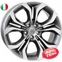 Купить WSP ITALY AURA W674 ANTHRACITE POLISHED R19 W10 PCD5x120 ET21 DIA72.6