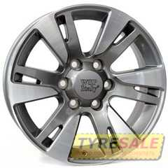 Купить WSP ITALY VENERE TO65 W1765 ANTHRACITE POLISHED R18 W7.5 PCD6x139.7 ET25 DIA106.1