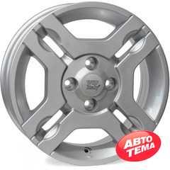 WSP ITALY FIUGGI FI61 W161 SILVER - Интернет магазин шин и дисков по минимальным ценам с доставкой по Украине TyreSale.com.ua