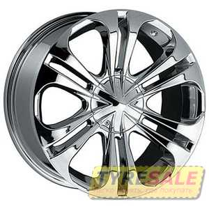 Купить MI-TECH (MKW) MK-12 CHROME R18 W8 PCD5x112/120 ET40 DIA74