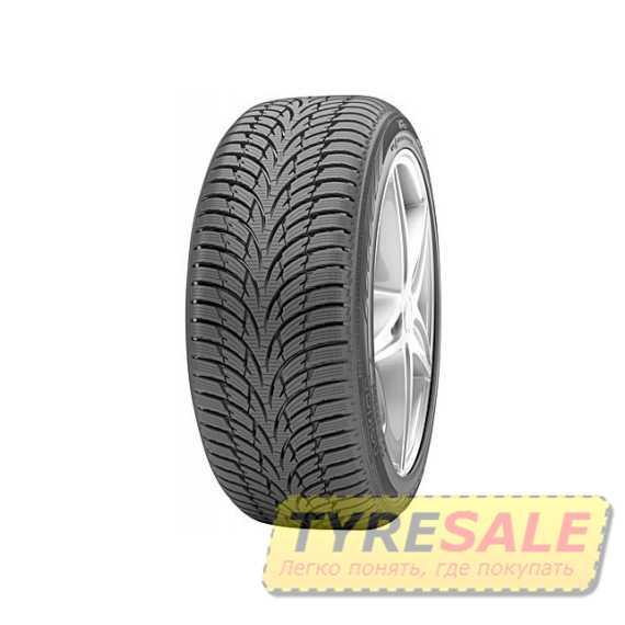 Зимняя шина NOKIAN WR D3 - Интернет магазин шин и дисков по минимальным ценам с доставкой по Украине TyreSale.com.ua