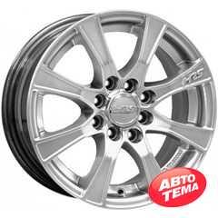 Купить RW (RACING WHEELS) H-476 BK-F/P R13 W5.5 PCD4x98 ET38 DIA58.6