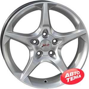 Купить RS WHEELS Wheels 5154 HS R16 W6.5 PCD5x108 ET40 DIA63.4