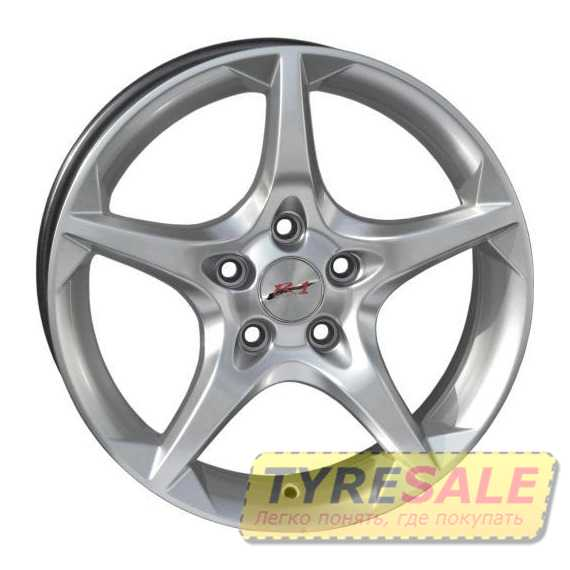RS WHEELS Wheels 5154 HS - Интернет магазин шин и дисков по минимальным ценам с доставкой по Украине TyreSale.com.ua