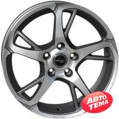 Купить PDW 207 KOTARO MCG R17 W7.5 PCD5x120 ET40 DIA74.1