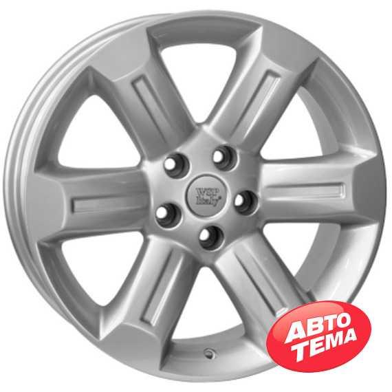 WSP ITALY MURANO NI54 W1854 SILVER - Интернет магазин шин и дисков по минимальным ценам с доставкой по Украине TyreSale.com.ua