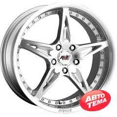 Купить MI-TECH (MKW) AVENUE 535 AM/S R18 W7.5 PCD5x114.3 ET45