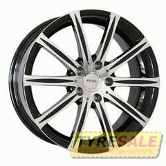 Купить MI-TECH (MKW) MK-F74 FORGET CHROME R17 W7.5 PCD5x112 ET38 DIA73.1