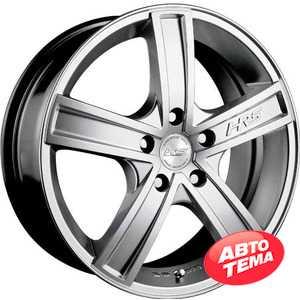 Купить RW (RACING WHEELS) H-412 GM/FP R14 W6 PCD4x100 ET38 DIA67.1