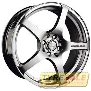 Купить RW (RACING WHEELS) H 125 HS R15 W6.5 PCD5x114.3 ET45 DIA67.1