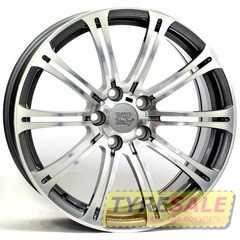 Купить WSP ITALY M3 Luxor W670 (Ant.Pol.) R20 W9.5 PCD5x120 ET37 DIA72.6
